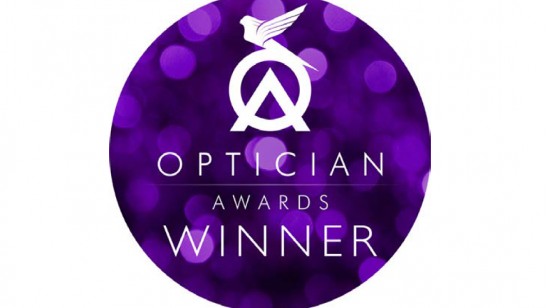 We've Scooped Optical Supplier of the Year 2016 Optician Award