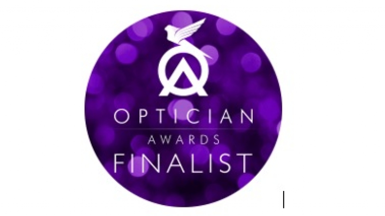 Waterside Nominated for Two Optician Awards 2016