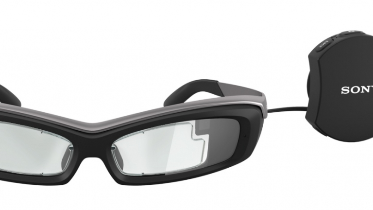 Prescription Insert for Sony SmartEyeglass