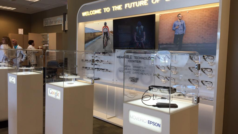 EyeGlass World rolls out smart glass technologies